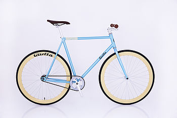 Varsity Collection Hand Built FG SS Bike