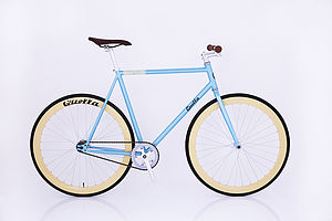 Varsity Collection Hand Built FG SS Bike - leisure