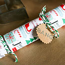 Jingle All The Way Mini Christmas Crackers