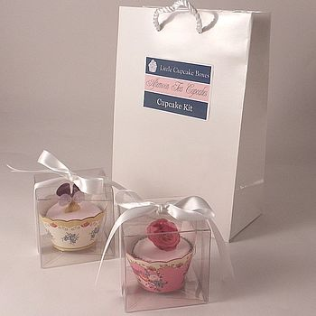 Afternoon Tea Cupcake Kit