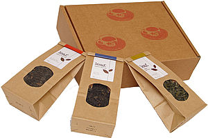 The Organic Tea Box - teas, coffees & infusions