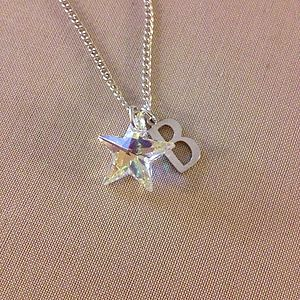 'Wish Upon A Star' Silver Necklace