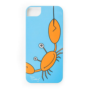 Big Crab iPhone Five Case