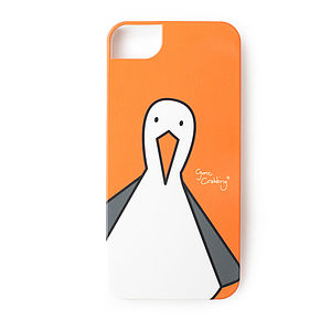 Big Seagull iPhone Five Case