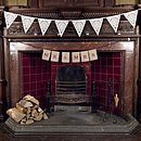 Personalised Hessian Mr And Mrs Bunting