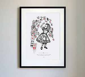 Alice Collection Print