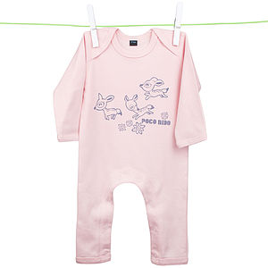 Babies Fawns Onesie And Sleepsuit