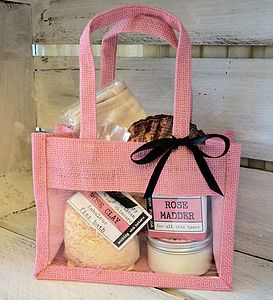 Personalised Beauty Gift Bag