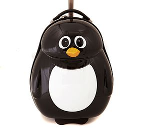 Peko Penguin Trolley Case