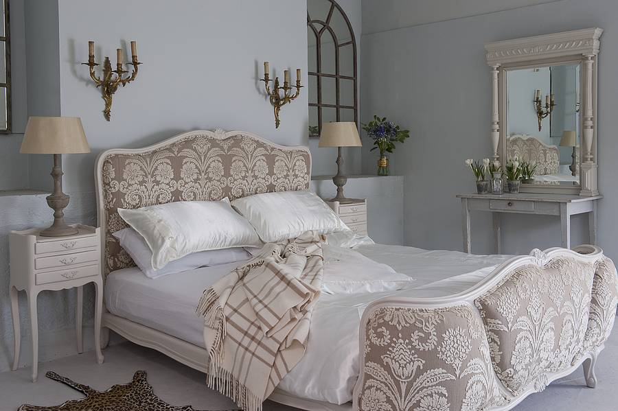 french lit corbeille by tasha interiors. Black Bedroom Furniture Sets. Home Design Ideas