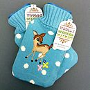 Mini Fawn Hot Water Bottle Sale
