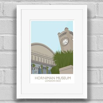 Horniman Museum Print