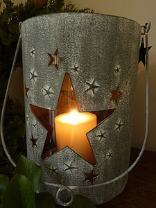 Northern Star Lantern - home sale