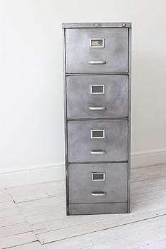 Vintage Filing Cabinet