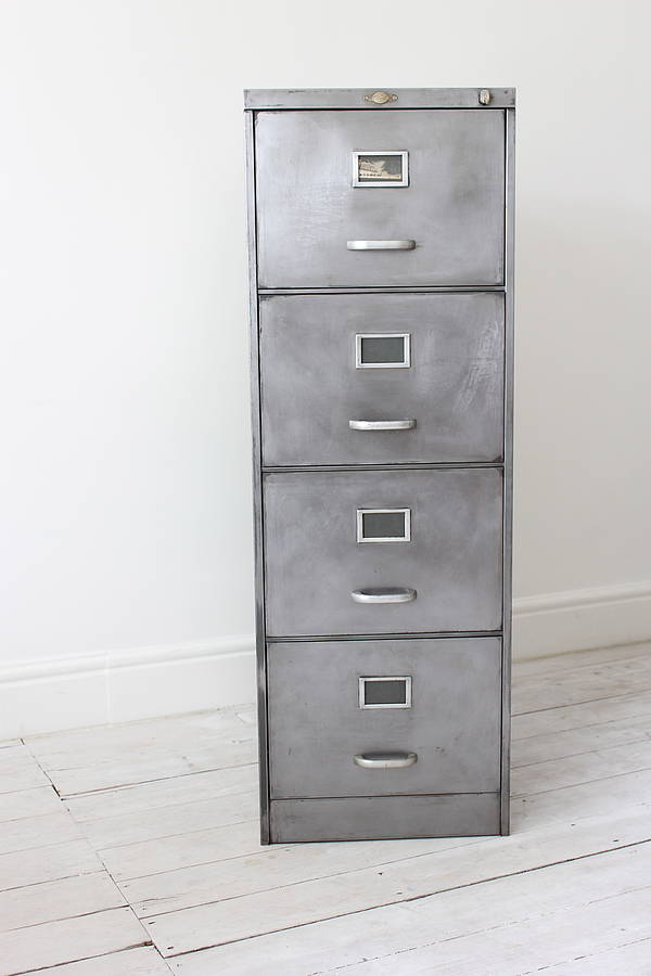 Awesome File Cabinet On Legs Vintage Retro Industrial Filing Haute.
