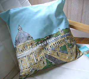 Oxford Skyline Cushion - cushions