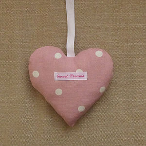 Heart Lavender Bag