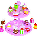 High Tea Shape Matching Cake Stand