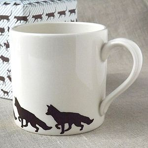 Fox Mug - tableware