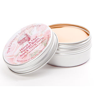 Rose And Ylang Ylang Hand And Nail Balm - nail care