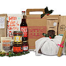 Hackney Hamper   A Touch Of Christmas Spirit