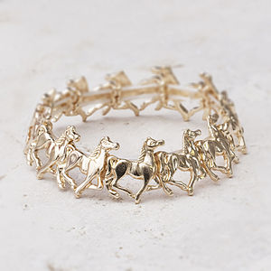 Cheval Running Horse Bracelet - view all sale items
