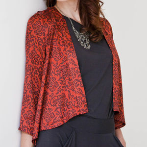 Romilly Waterfall Jacket - coats & jackets