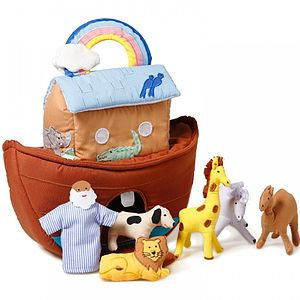 Noah's Ark Soft Play Toy