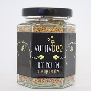 Bee Pollen Supplement - foodie gifts