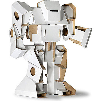 Build Your Cardboard Robot