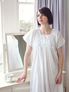 Nicole Butterfly Nightdress - lingerie & nightwear