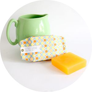 Citrus Grove Hand Made And Wrapped Soap - bathroom