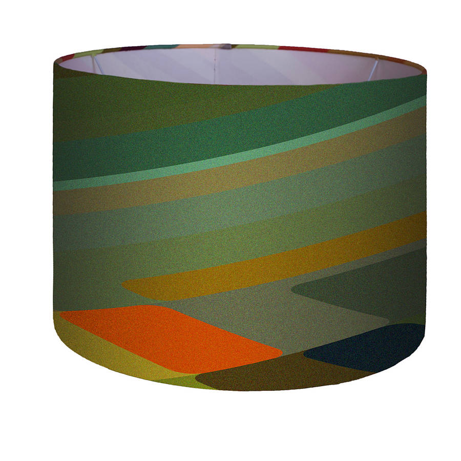 Field pendant or floor lamp shade by colour and form field pendant or floor lamp shade aloadofball Gallery