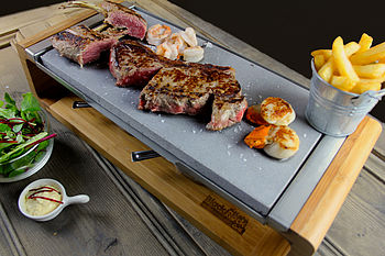 Sharing Stone Grill Set
