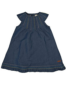 Annelisa Denim Dress - dresses