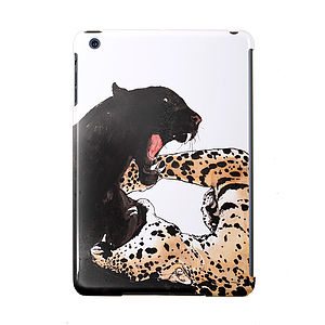 'Playing Jaguars' Case For iPad Mini - men's accessories