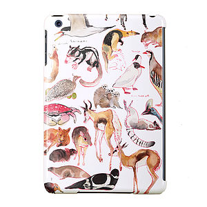 'Plenty of Animals' Case For iPad Mini