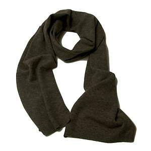 35% Off Cashmere Scarves For Him And Her