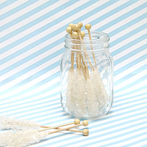 Crystal Sugar Stick - food & drink gifts