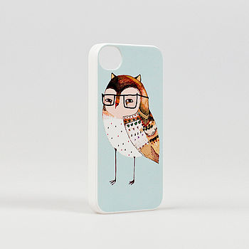 Little Owl iPhone Cover