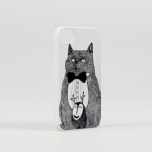 Cat Monster iPhone Cover