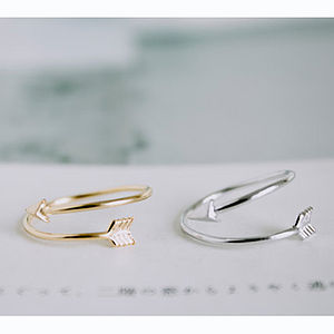 Arrow Ring - women's jewellery