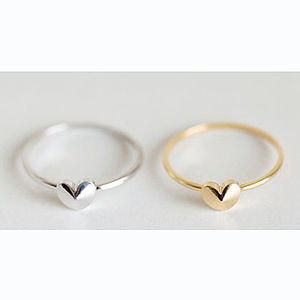Heart Ring - women's jewellery
