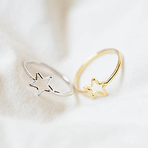 Star Ring - our top rings for her