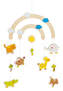 Ladybird, Butterfly, Jungle, Sheep Or Dragon Mobile - mobiles