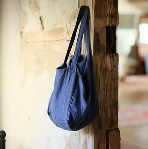 Linen Bag Lara - shopper bags