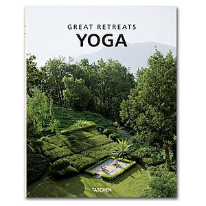 Great Yoga Retreats Book