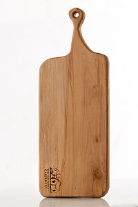 Welsh Beech Board Large