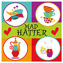 FG MAD HATTER UNFRAMED