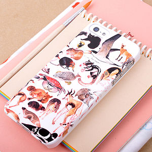 Animals iPhone And Samsung Galaxy Case